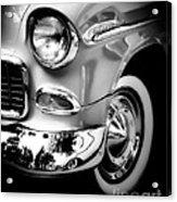 Chevy Lines Acrylic Print