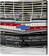 Chevy Nation 1957 Bel Air Acrylic Print
