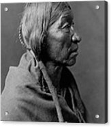Cheyenne Indian Woman Circa 1910 Acrylic Print