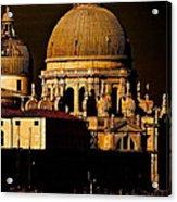 Chiaroscuro Venice Acrylic Print