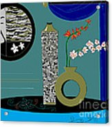Chic Corner Acrylic Print