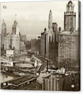 Chicago, 1931 Acrylic Print