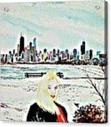Chicago 2008 Acrylic Print