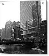 Chicago 6-7-13 Canon T3 First1 Acrylic Print