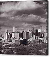 Chicago Afternoon  Acrylic Print