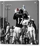Chicago Bears Wr Alshon Jeffery Training Camp 2014 Sc Acrylic Print