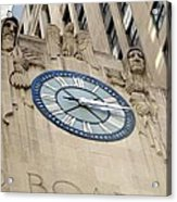 Chicago Board Of Trade Acrylic Print