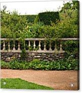 Chicago Botanic Garden Scene Acrylic Print