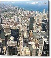 Chicago Buildings Acrylic Print
