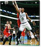 Chicago Bulls V Boston Celtics Acrylic Print