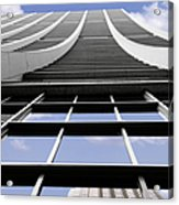 Chicago - Chase Tower Acrylic Print by Christine Till