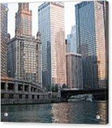 Chicago Highrise Acrylic Print