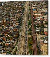 Chicago Highways 01 Acrylic Print