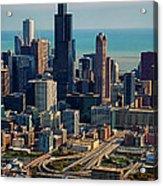 Chicago Highways 05 Acrylic Print