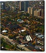 Chicago Lincoln Park Zoo Acrylic Print