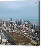 Chicago Looking North 02 Acrylic Print