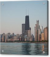 Chicago Morning Acrylic Print
