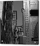 Chicago My Favorite City 4 Acrylic Print
