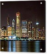 Chicago  Nhl Blackhawks Acrylic Print