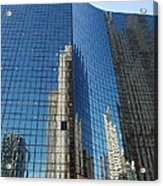 Chicago Reflections Acrylic Print