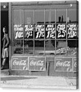 Chicago Store, 1941 Acrylic Print