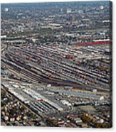 Chicago Transportation 01 Acrylic Print