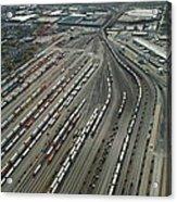 Chicago Transportation 02 Acrylic Print