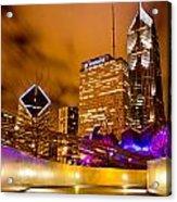 Chicago Walkway Acrylic Print