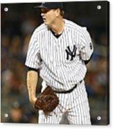 Chicago White Sox v New York Yankees Acrylic Print