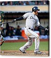 Chicago White Sox V Oakland Athletics Acrylic Print