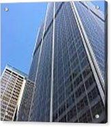 Chicago Willis Tower Acrylic Print