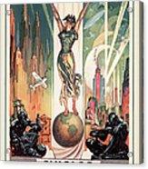 Chicago World's Fair 1933 Acrylic Print
