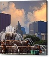 Chicago...my Kind Of Town Acrylic Print
