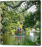 Chichester Canal Acrylic Print