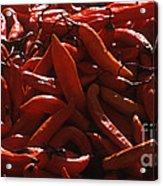 Chiclayo Peppers #1 Acrylic Print