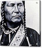 Chief Joseph Nez Perce Leader Acrylic Print
