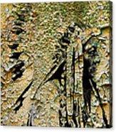 Chief Sitting Bull History Acrylic Print
