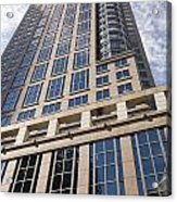 Chifley Tower Officce Building In Sydney Acrylic Print