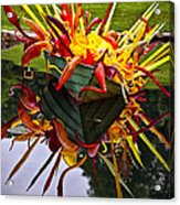Chihuly Float Acrylic Print