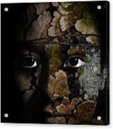 Child Of The Forest Acrylic Print