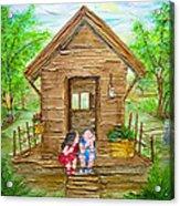 Childhood Retreat Acrylic Print
