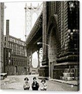 A New York Childhood Acrylic Print