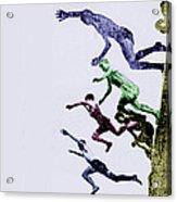 Childhood Acrylic Print