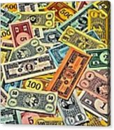 Childhood Wealth Acrylic Print