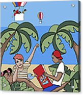 Children 1 Acrylic Print
