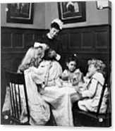 Children, 1900 Acrylic Print