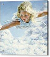Child's Dream Acrylic Print