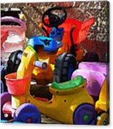 Child's Play Acrylic Print