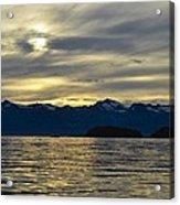 Chilkat Sunset Acrylic Print