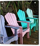 Chill Out Acrylic Print